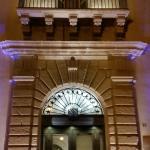 Entrada Hotel Algilà