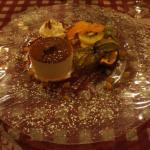 A l'Agneau d'Or - Soufflé glacé à l'armagnac