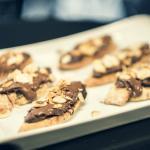 Brusqueta de Nutella