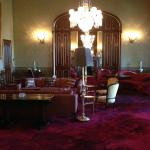 room inside government house, Sydney