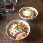 Tortilla Soup Delicious!