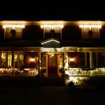 Sweet Biscuit Inn in Xmas Decor