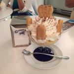 Tiramisu sundae - Yummy!