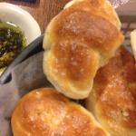 Best dipping olive oil recipe!  Can't stop eating these warm rolls