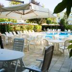 giardino piscina