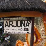 Front of Arjuna House 2