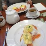 Eggs Royale - perfection