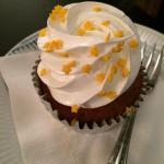 Cupcake citron -