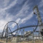 takabisha, the steepest roller coaster in the world