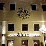 Hotel Gasthaus Adler außen