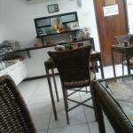 Local do café