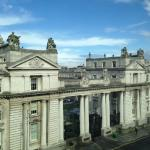 View of the Government Buildings from our room