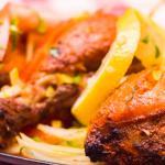 Restaurante Moharaj en Lavapiés