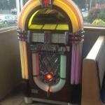 Yes, a real old Wurlitzer!