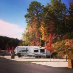 Fall at Bear Cove Village