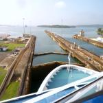 Entering Gatun Lake from the locks (118776084)