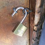 Room locks in Guatemala!