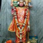 Hanuman Shrine