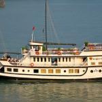 Dragon Pearl Junk Day Cruise Halong Bay