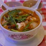 Tom Yum Kung spicy delight!