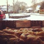 Snow in Grasmere
