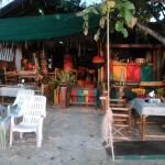 Beautiful sunset,friendly service,enjoy reggae music
