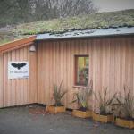 The Buzzard Cafe Exterior