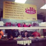 The heart of the Doodah Diner!