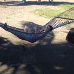 Rocio relaxing
