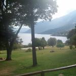Vista del Lago Gutierrez