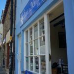 Blue Moon Tea Room, Pwllheli