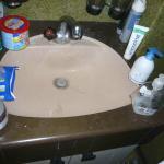 Hand wasche