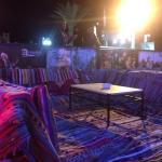 New Bedouin seating
