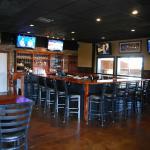Social Grill bar area