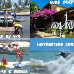 surf camp e stand up paddle