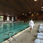 indoor mineral pool