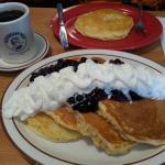 blueberry panket