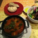 野菜がタップリのスープセット