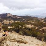 rugged Santa Monica mountains each day a different hike