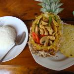 Pineapple Chicken meal