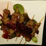 Order the lamb tapas so you don't miss out!