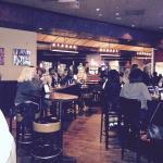 Bar area at Dantana's