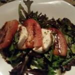 Capers salad