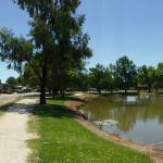 The Lake area