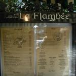 La flambée 1