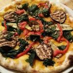 Sole d'inverno, una pizza alternativa e Vegana!