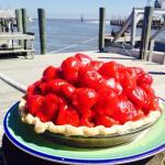JP's Famous Strawberry Pie