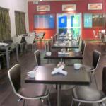 Affinity Restaurant & Bar, Hilton Hotel, San Jose, Ca