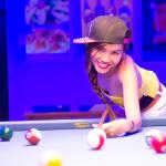 We offer free pool