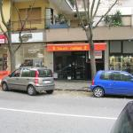 Touch Kebab is very close to my home in Sassari